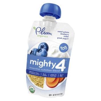 Plum Organics Yogurt
