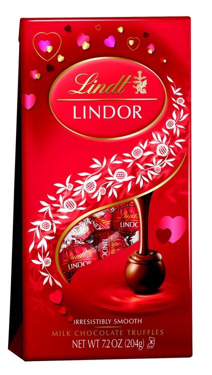 Lindt Lindor Truffles Valentine
