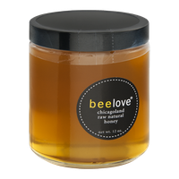 BeeLove Chicagoland Honey Raw Natural