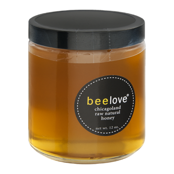 BeeLove Chicagoland Honey Raw Natural