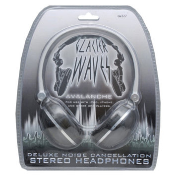 DOLLAR GENERAL DJ Style Deluxe Noise Cancellation Stereo Headphones - assorted