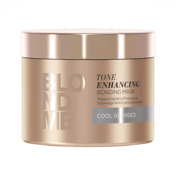 Schwarzkopf BLONDME Tone Enhancing Bonding Mask for Cool Blondes