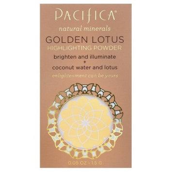 Pacifica Golden Lotus Highlighting Powder - Sheer Golden Glow 0.05oz