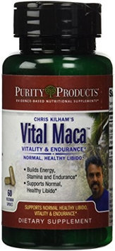 Chris Kilham's Vital Maca by Purity Products - 60 Capsules