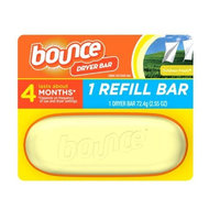 Bounce Outdoor Fresh 4 Month Refill Dryer Bar 2.55 Oz