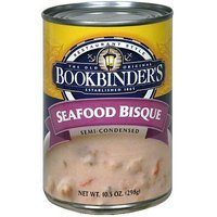 Old Original Bookbinder's Semi-Condensed Seafood Bisque