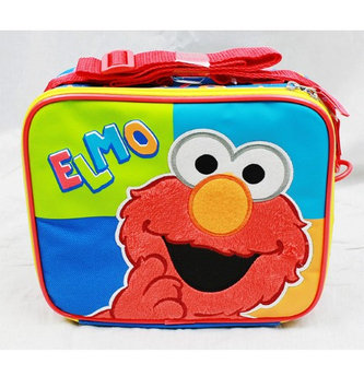 Animations Sesame Street Elmo Lunch box