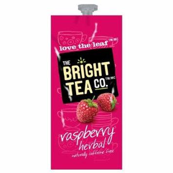 Flavia Tea, Raspberry Herbal, 20-count Fresh Packs (Pack of 1 Rail)