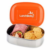 LunchBots Stainless Steel Lunch Container