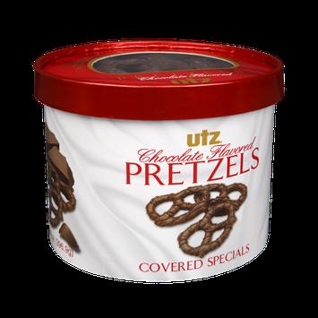 Utz Chocolate Flavored Covered Pretzels