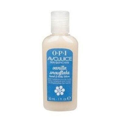 OPI Avoijuice Vanilla Snowflake, 1 Oz