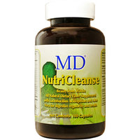 MD Lash MD NutriCleanse Dietary Fiber Dietary Supplement Capsules