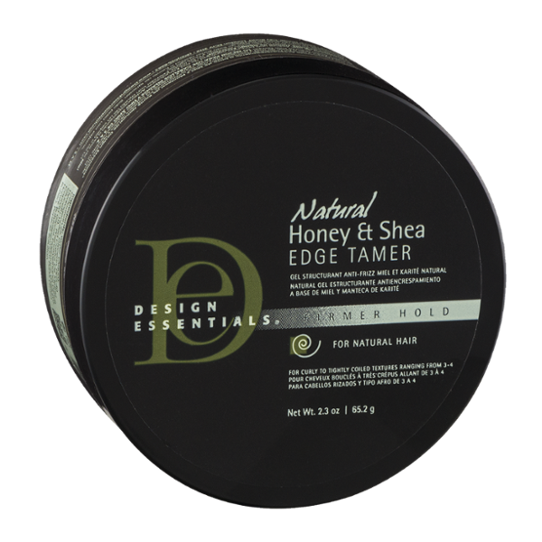 Design Essentials Natural Honey & Shea Edge Tamer for Natural Hair