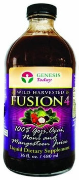 Organic Power 4 Genesis Today Inc 16 oz Liquid