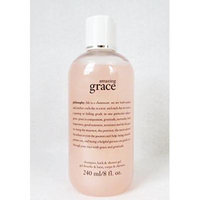 Philosophy Amazing Grace Bath, Shampoo & Shower Gel 8 oz
