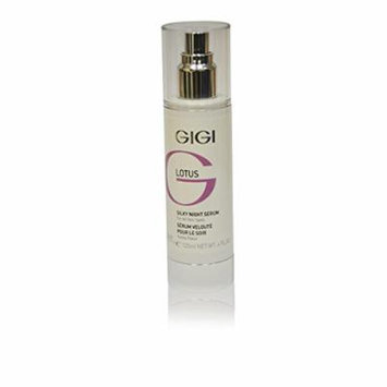 GIGI Lotus Silky Night Serum All Skin Types 120ml