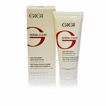 GIGI Derma Clear Skin Face Wash Cleansing Lotion 100ml