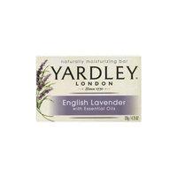 Yardley London English Lavender Soap with Essential Oils 4.25 oz