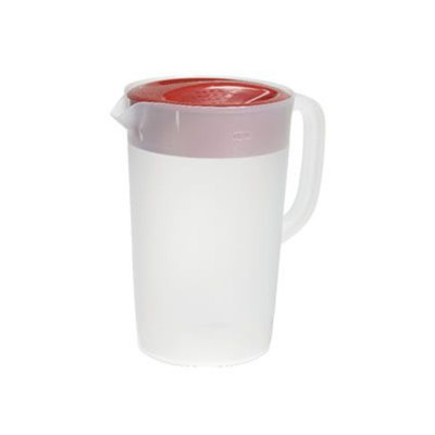 Rubbermaid 1 GALLON PITCHER RUBBERMAID - RUBBERMAID HOME PRODUCTS