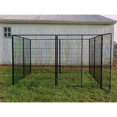 Options Plus Commercial Grade 10x10 foot Kennel