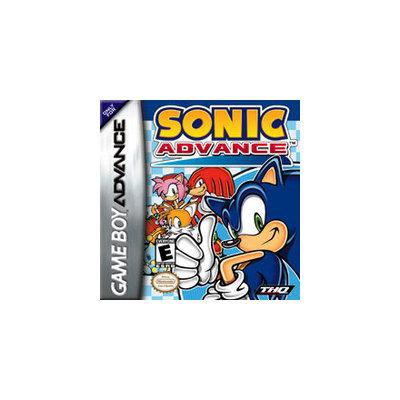 Sega Sonic Advance