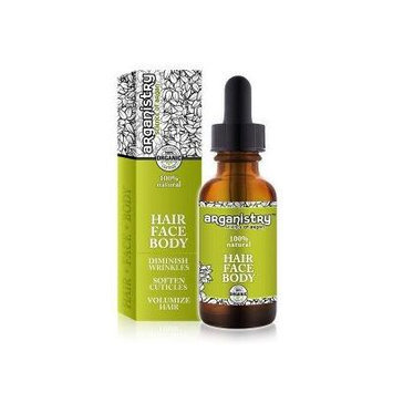 Arganistry Organic Hair Face & Body Oil