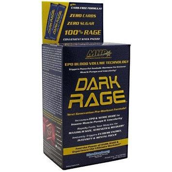MHP Dark Rage, Blue Raspberry 20 Stick Packs