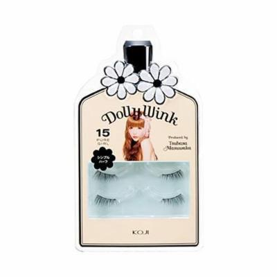 Koji Dolly Wink False Eyelashes #15 Pure Girl