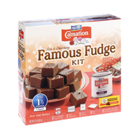 Nestlé Carnation Rich & Chocolatey Famous Fudge Kit