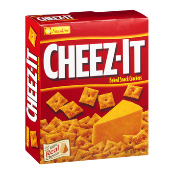 Cheez-It® Original Baked Snack Crackers