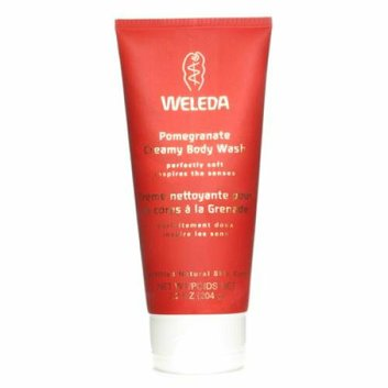 Weleda Creamy Body Wash Pomegranate 7.2 fl oz