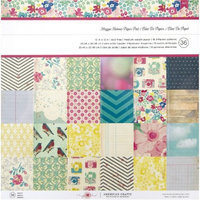 American Crafts Maggie Holmes Paper Pad-12X12-36 Sheets