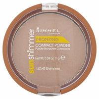Rimmel Sunshimmer Bronzer 11g Light Shimmer