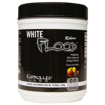 Controlled Labs White Flood Reborn Furious Fruit Punch