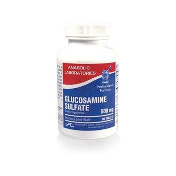 Anabolic Laboratories - Glucosamine Sulfate - 500mg - 120 Tablets