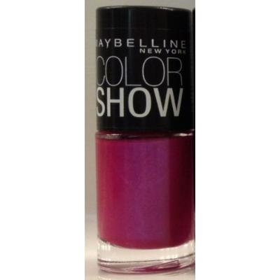 Maybelline Limited Edition Color Goes Electric Collection Color Show Nail Color - 900 Alluring Rose