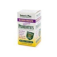 Nature's Plus Ultra Probiotics, Maximum Strength 30 vegetarian capsules