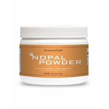 Nopal Powder, 100% Pure, All-Natural, Prickly Pear Powder, 30 Servings