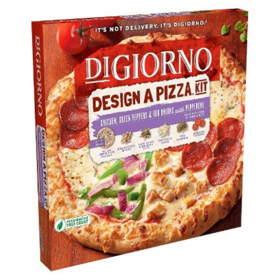 Digiorno DiGiorno Chicken and Pepperoni Design-a-Pizza