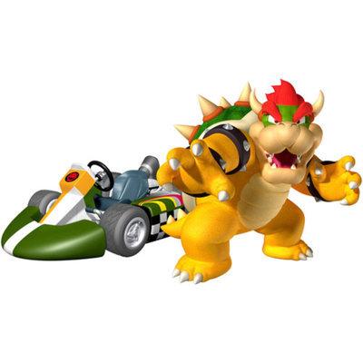 Super Mario-Bowser Super Mario Bowser Radio-Controlled Kart
