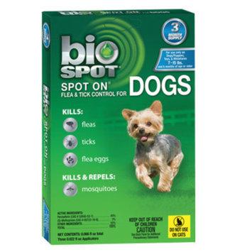Bio Spot Flea & Tick Control Dog Treatment