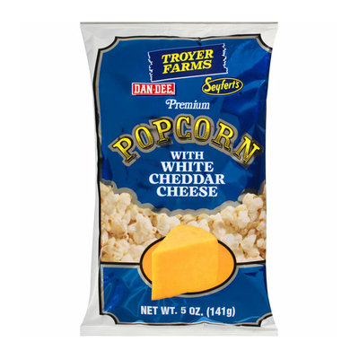 Dan Dee Troyer Farms Premium Popcorn with White Cheddar Cheese