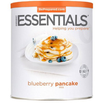 Emergency Essentials Blueberry Pancake Mix, 53 oz