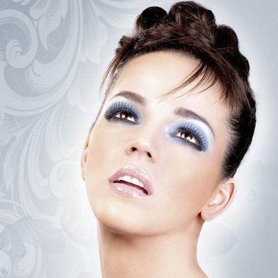 Baci Glamour Eyelashes Model No. 559