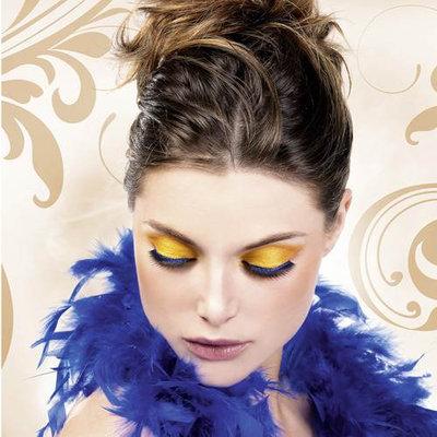 Baci Magic Colors Eyelashes Model No. 553