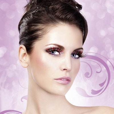 Baci Magic Colors Eyelashes Model No. 543