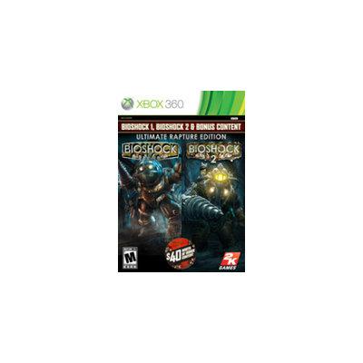 Irrational Games BioShock Ultimate Rapture Edition