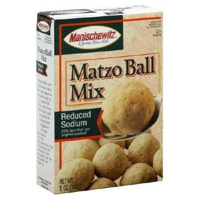Manischewitz Matzo Ball Mix, Low Sodium, 5 oz