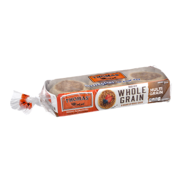 Thomas' English Muffins Multi Grain - 6 CT