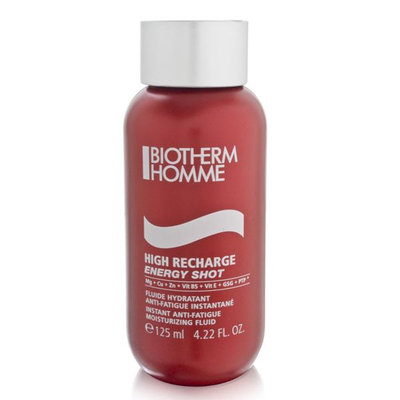 Biotherm Homme High Recharge Energy Shot Instant Anti-Fatigue Moisturizing Fluid